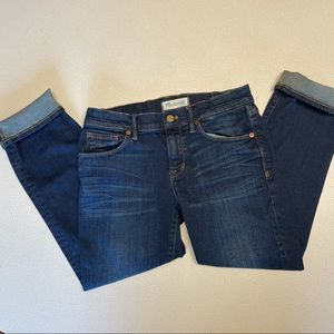 Madewell Skinny Capri Jeans-Size 27